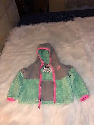 The North Face Girls Infant Bloom Jacket 12-18 months