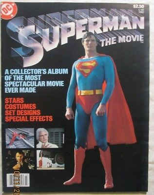 Limited Collectors' Edition #C-62 - Superman The Movie 1979 FREE SHIPPING