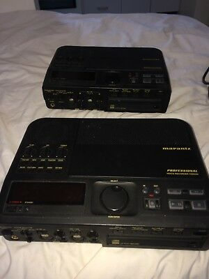 Marantz HD recorder CDR420 two for sale