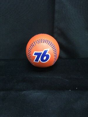 Vintage UNOCAL 76 Promo orange Baseball Gas Station Collectible