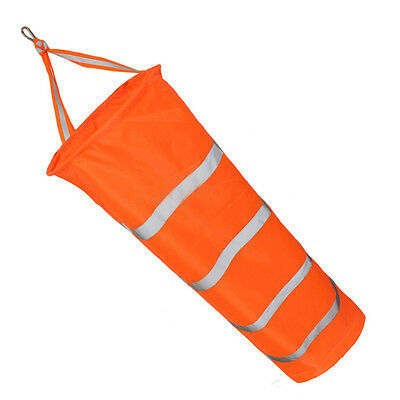 Outdoor Aviation Windsock Rip-stop Wind Guage Sock Bag With Reflective Belt OZ