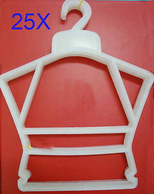 Child White S 28*22*36 CM PP Plastic Swimming Leotard Hook Wholesale Lots 25 PCS