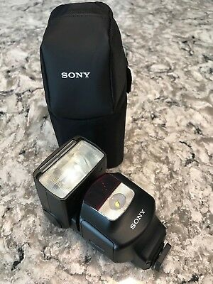 Sony HVLF43M High Power Flash with Quick Shift Bounce