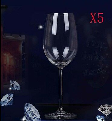 New 5X Capacity  779ML  Height  274MM  Transparent  Red Wine Glass/Glassware %