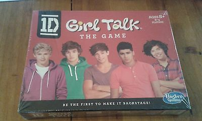 1D One Direction Girl Talk The Game Brand New. Unopened