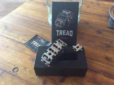 LEATHERMAN TREAD (chrome)