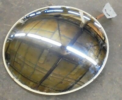 Convex Warehouse Safety/retail Mirror, 24'' Diameter