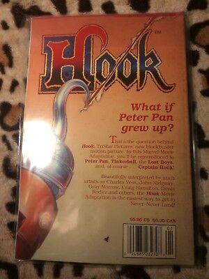 HOOK (MARVEL COMICS ADAPTATION) paperback.