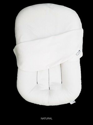 Snuggle Me Organic NEW The Original Co-Sleeping Baby Bed  Lounger Portabl...