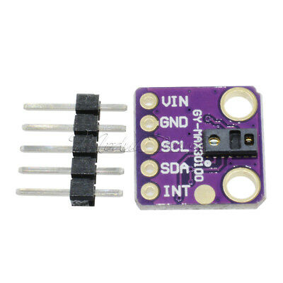 GY-MAX30100 MAX30100 Heart Rate Click Sensor Breakout Module for Arduino New