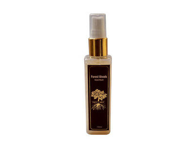 Roots & Above Ayurvedic Forest Woods Hand Wash (100ml) Original Branded New *F$