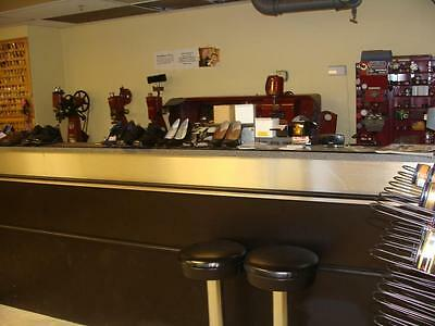 Complete shoe repair machines  DON'T BE SHY SMART OFFER WILL BE ACCEPTED