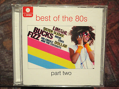 CD  Best of the 80s  Part Two