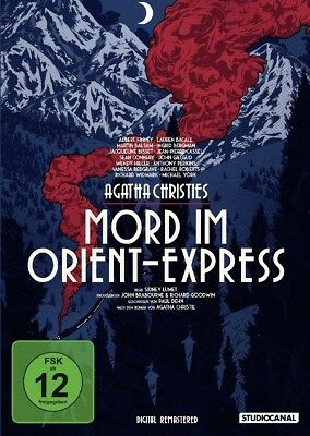 Sean Connery - Mord im Orient-Express, 1 DVD