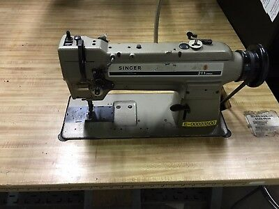 Singer 211U566A Industrial Walking Foot Sewing Machine