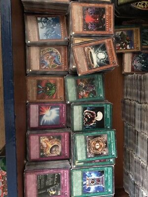 200 Random Yu-gi-oh Cards (stock clear out )