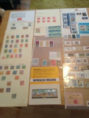 Large Joblot (L1) of World Mint Stamps - Please See Pictures!