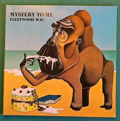LP- Fleetwood Mac – Mystery To Me - Label - Reprise Records – K44248