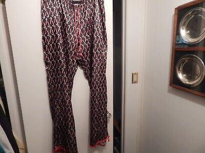 Candy Cane Pattern   Old Navy   Sleepwear Bottom, Size L
