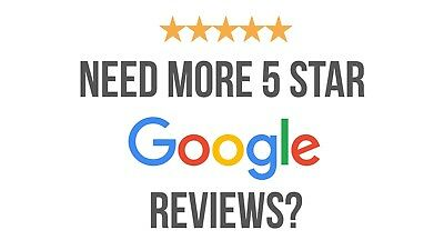 10 Google 5 star Review For Business, Local maps