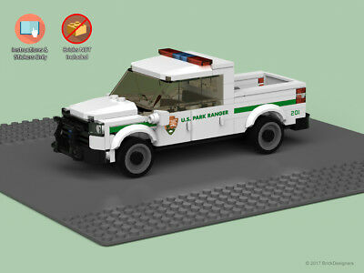 Lego Instructions To Build A Camper Trailer Suv Nissan Pathfinder
