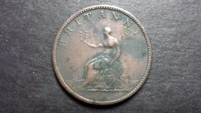 1806 United Kingdom Half Penny