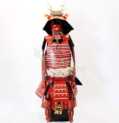 Home Decoration Collection Japan Steel Samurai Warrior model 真田幸村Sanada Yukimura
