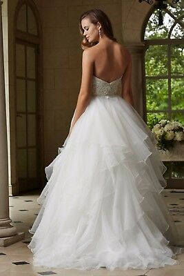 W-Too Bridal Gown - Style 14034 - Size 8