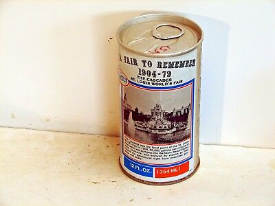 Whistle; Vess Limited; Maryland Heights, MO; steel soda pop can - St. Louis Fair