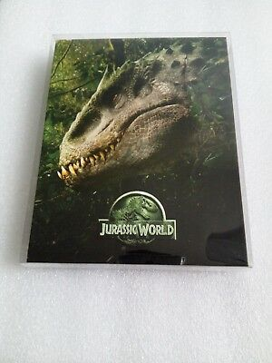 Jurassic World Full Slip Steelbook 3D/2D Filmarena Collection Rare