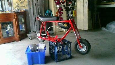 Tas Mini Bike 1960s