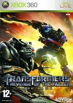 New Transformers Revenge of the Fallen (Xbox 360)