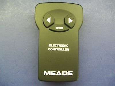 Meade ETX 1244 and 1247 Telescope Focuser HAND CONTROLLER PADDLE, New!