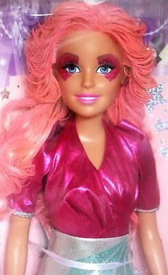 """""""CLASSIC JEM"""" 28' Collectible - JEM AND THE HOLOGRAMS -CUSTOM BARBIE DOLL"""