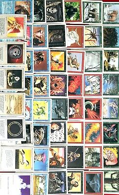 Magic The Gathering Common Revised Edition Lot Of 53