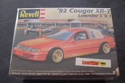 '92 Cougar XR-7 Lowrider 3in1