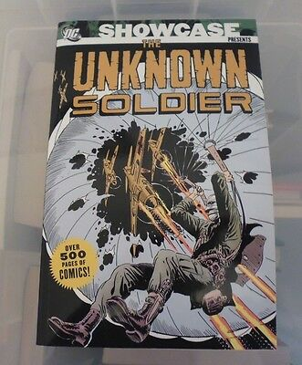 DC Showcase Presents The Unknown Soldier Volume 1