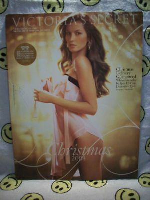 Victoria's Secret Catalog Holiday Christmas Dreams & Fantasies Vol 1, No 2, 2004