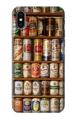 S0983 Beer Cans Collection Case for IPHONE Samsung Smartphone ETC