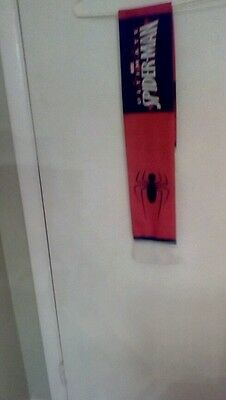 Spiderman Scarf New NO TAG