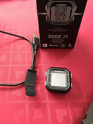 Garmin Edge 25 cycling gps. Barely used great condition.