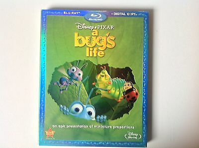 Disney Pixar Bugs Life Blu Ray All Region