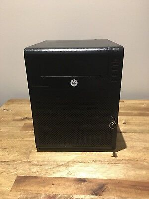 HP Microserver N36L with USB3 PCIe card - Never missed a beat!