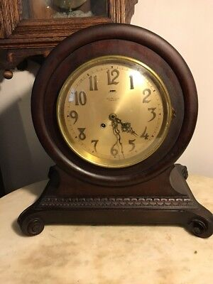 Chelsea Clock Ship Bell 8 Inch Dial ( Raised Numbers On Dial)