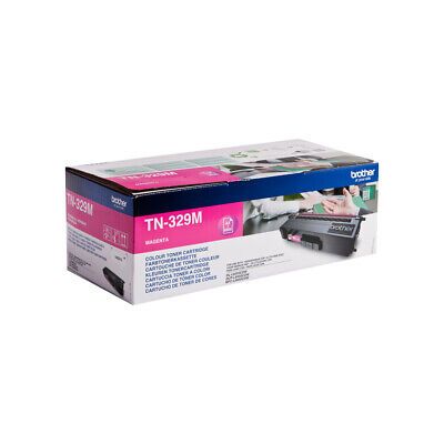Brother Toner TN-329M Magenta (ca. 6000 Seiten)