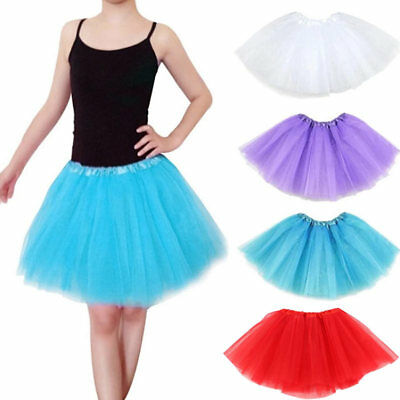 Breathtaking Ballet Tutu Princess Dress Up Dance Girls Wear Costume Party Skirt#