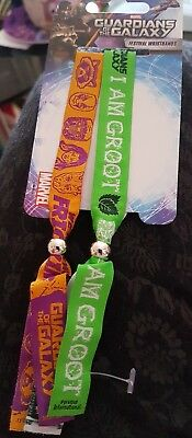 Guardians of the galaxy Festival wristbands