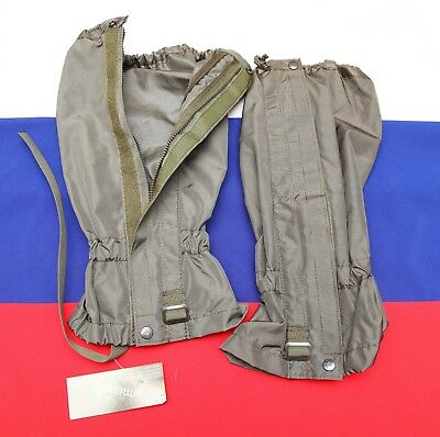 Russian army spetsnaz SSO SPOSN olive gaiters