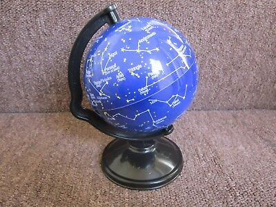 Small Globe Money Box Piggy Bank - Star Constellations Astronomy & Space Lovers