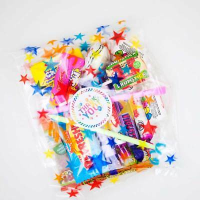 Pre Filled, Party Sweet Bags, Birthday Party Favours, Children Sweet Cone Bags